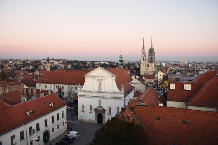Croatia Zagreb information