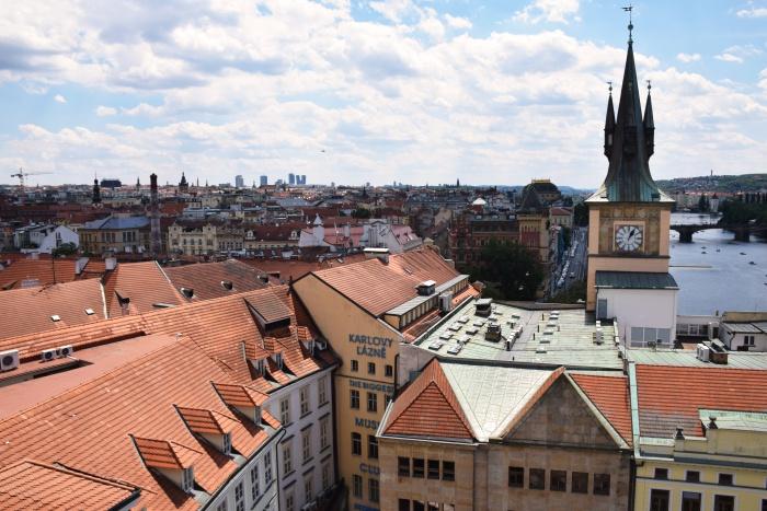 Czech Republic Prague view