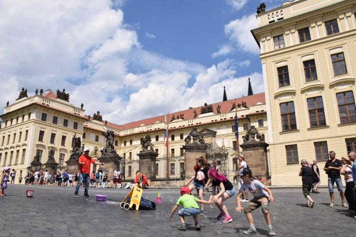 Czech children