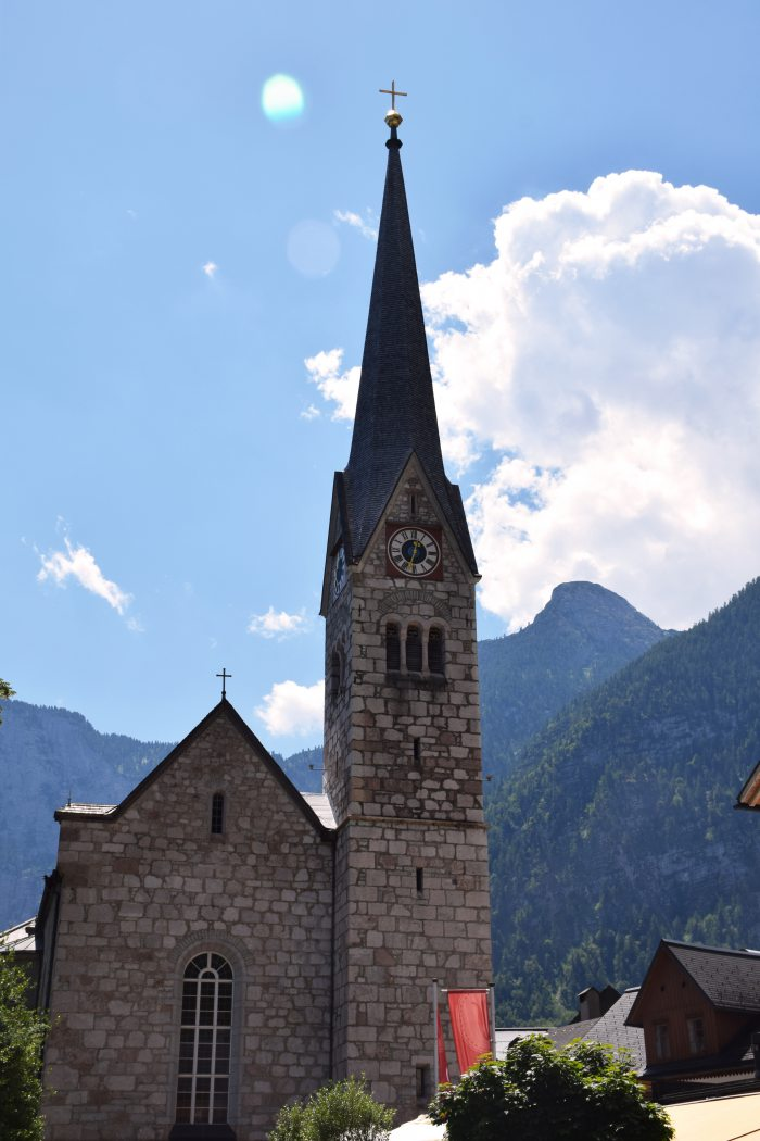 Evangelical Church of Hallstatt