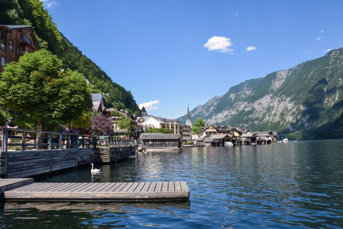 Hallstatt Austria walking tour