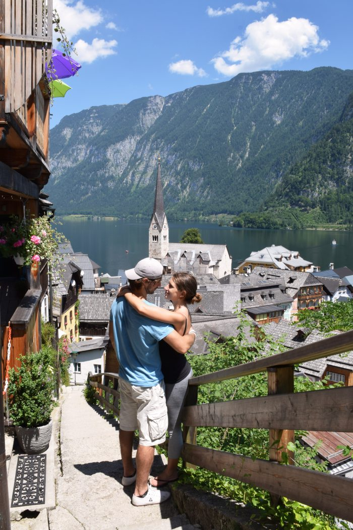 Hallstatt honeymoon