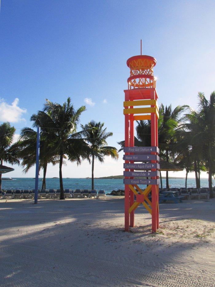 Bahamas Coco Cay island