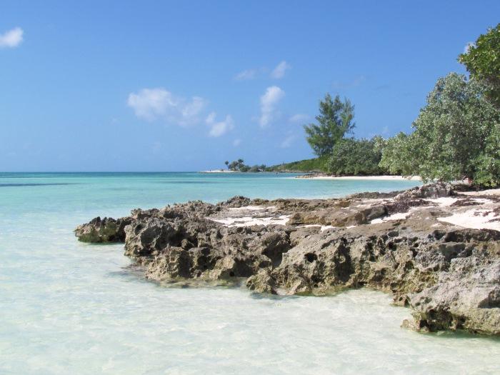 Bahamas turquoise bay