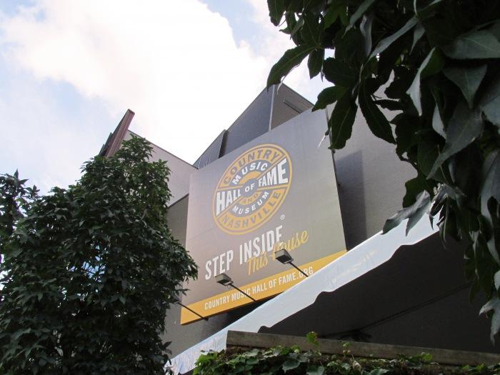Country music museum Nashville TN