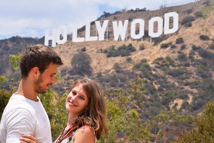 Hollywood honeymoon