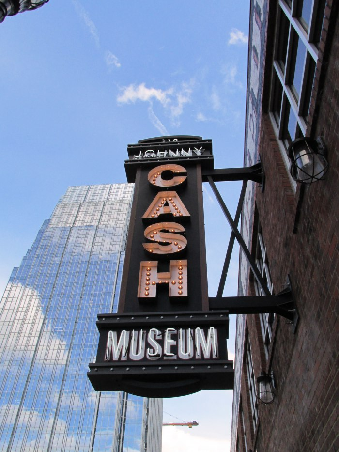 Johnny Cash museum Nashville TN