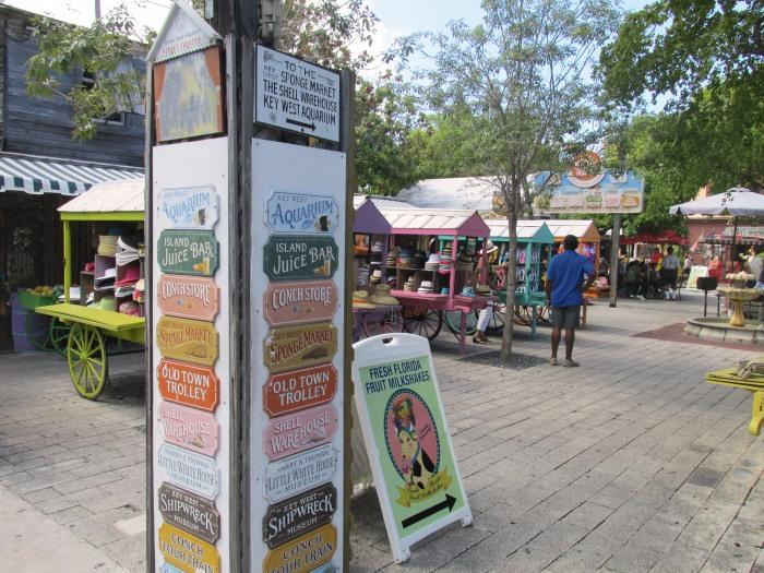 Key West restaurants Florida Keys USA