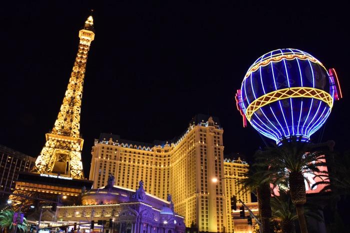 Las Vegas honeymoon USA