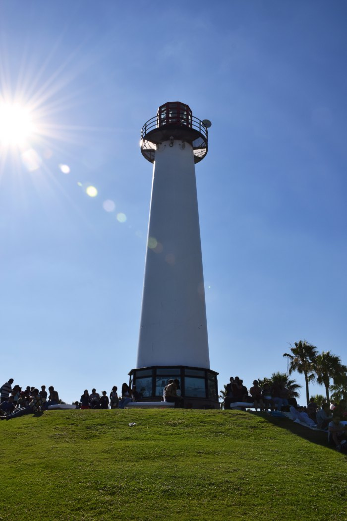 Long Beach light house LA