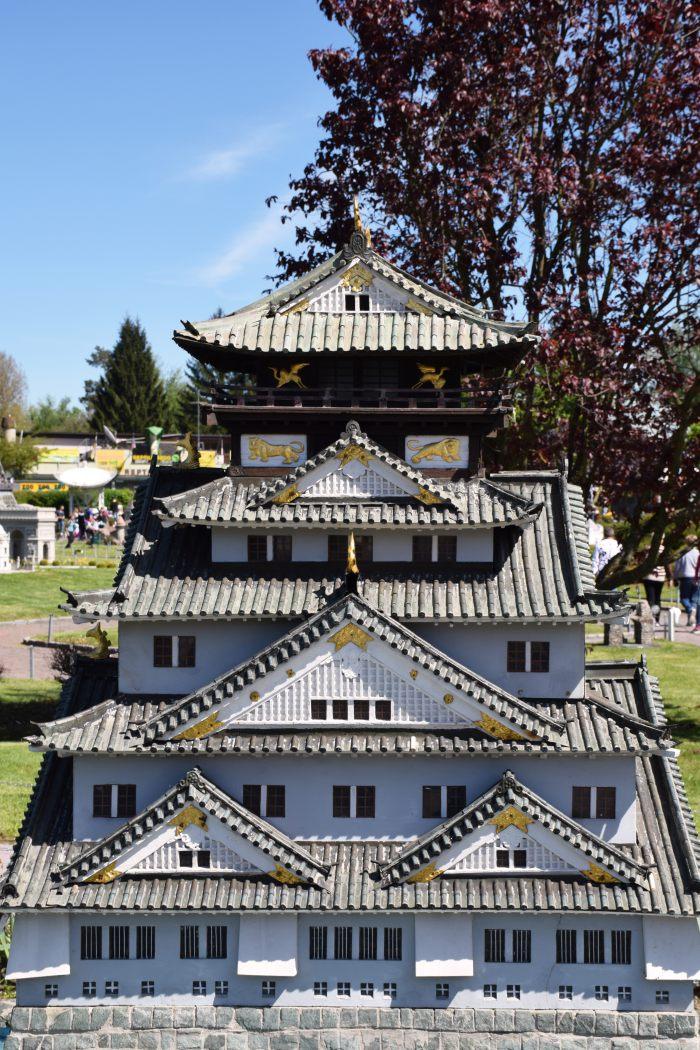 Osaka Fortress Minimundus
