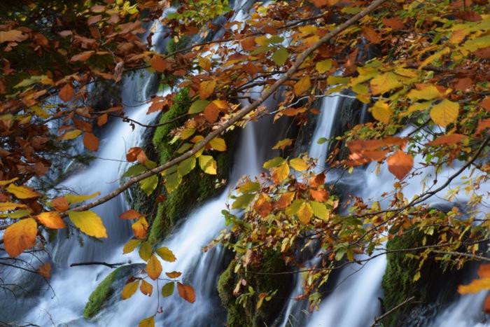 Plitvice lakes national park cascades