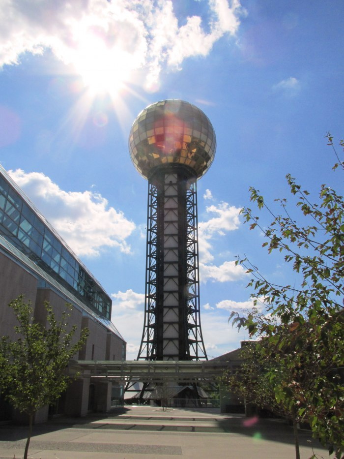 Sunsphere Knoxville TN