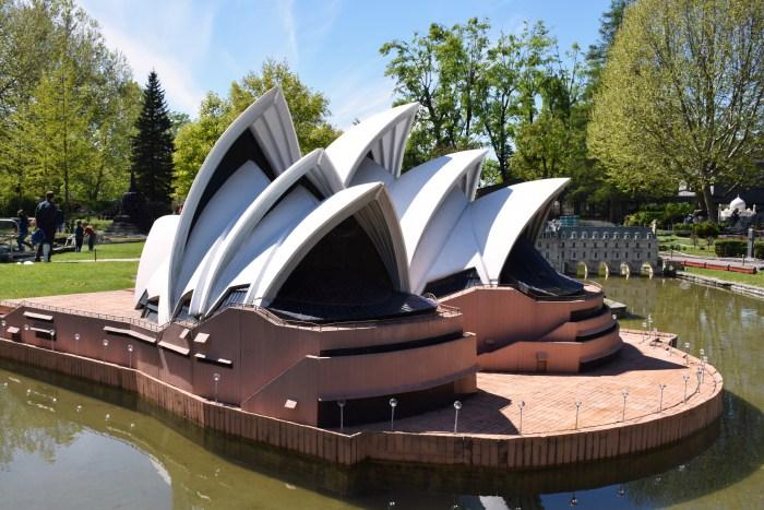 Sydney Opera House Minimundus