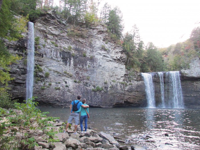Tennessee waterfalls top attractions