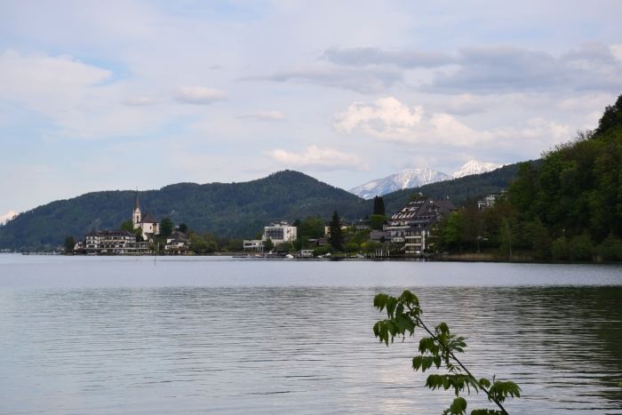Wörthersee lake Austria