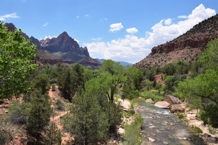 Zion National Park top sights