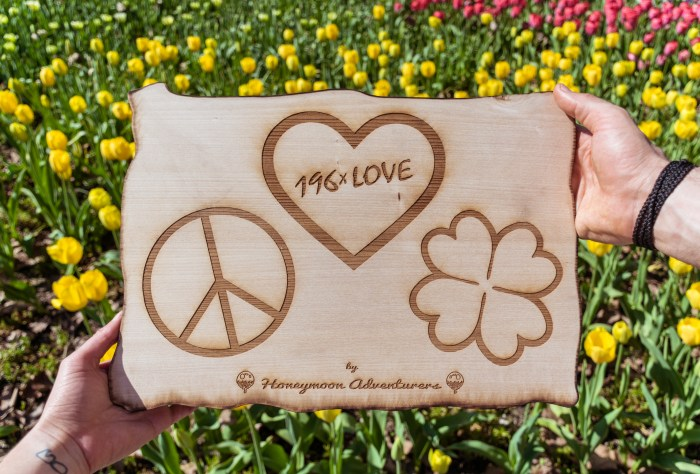 196xLOVE love board