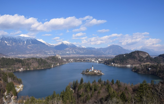 Slovenia top attractions Bled