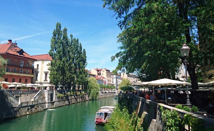 Slovenia top attractions Ljubljana