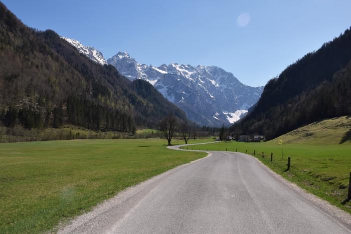 Slovenia top attractions Logar Valley