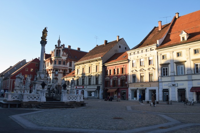 Slovenia top attractions Maribor