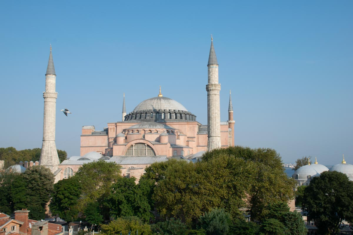 Hagia Sophia 196xLOve