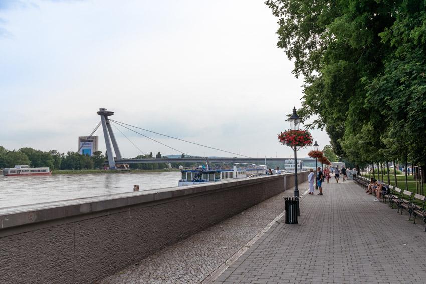 SNU bridge Bratislava