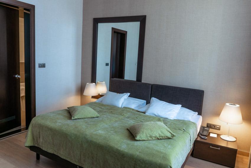 Roset hotel room Bratislava