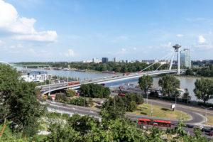 Bratislava best view