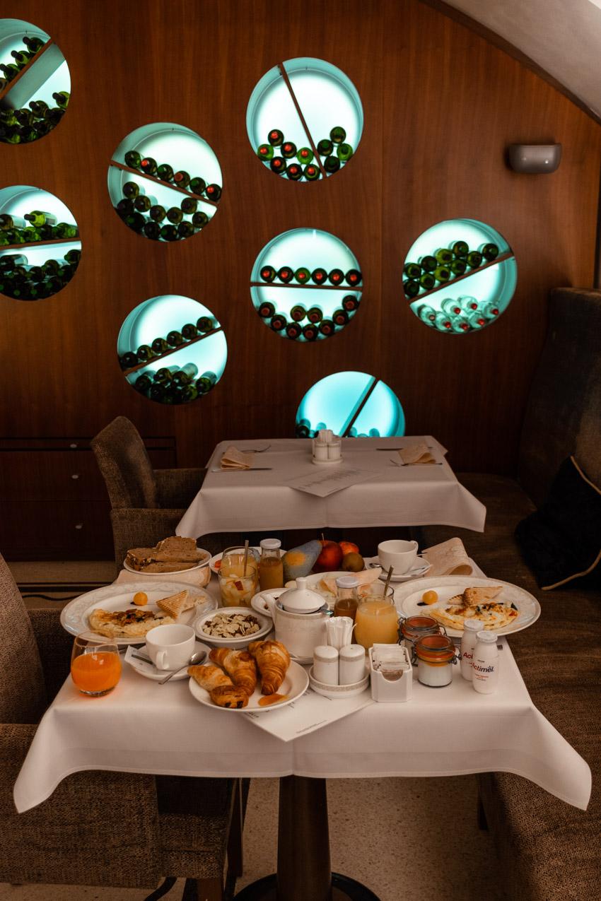 Roset Hotel Bratislava breakfast