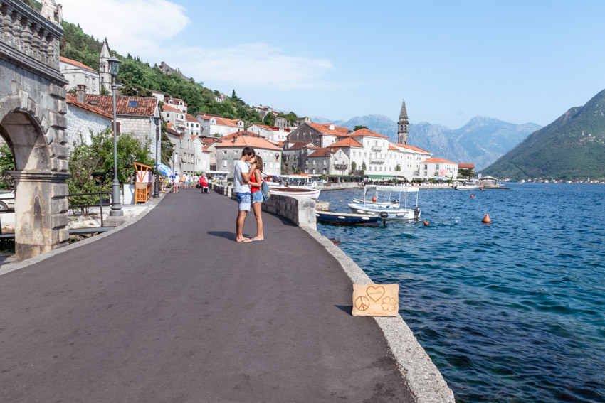 Honeymoon in Montenegro