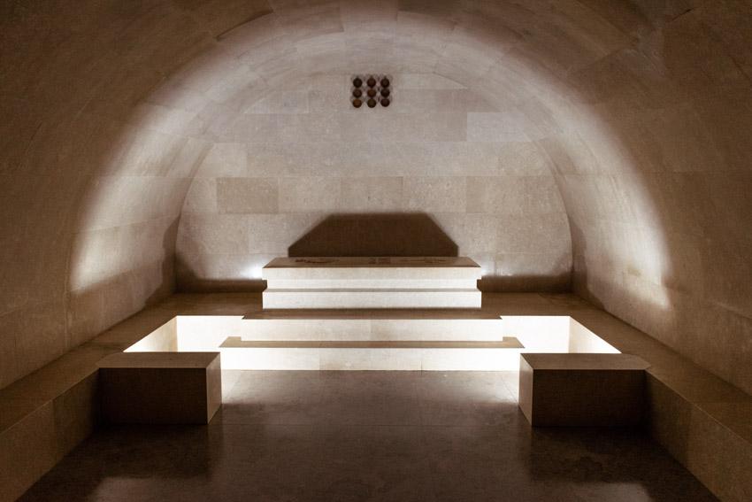 Mount Lovcen Mausoleum