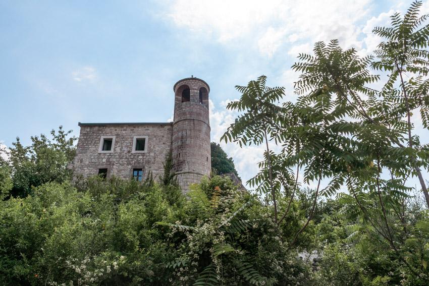 Budva fortress