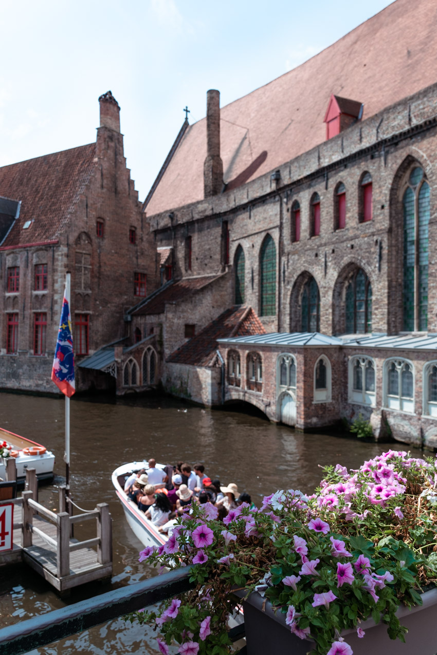 Bruges old hospital