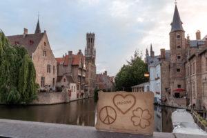 Belgium honeymoon