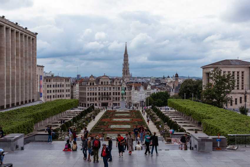 Brussels travel itinerary